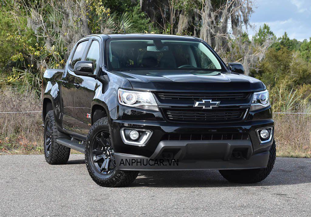 Đánh giá Chevrolet Colorado 2020