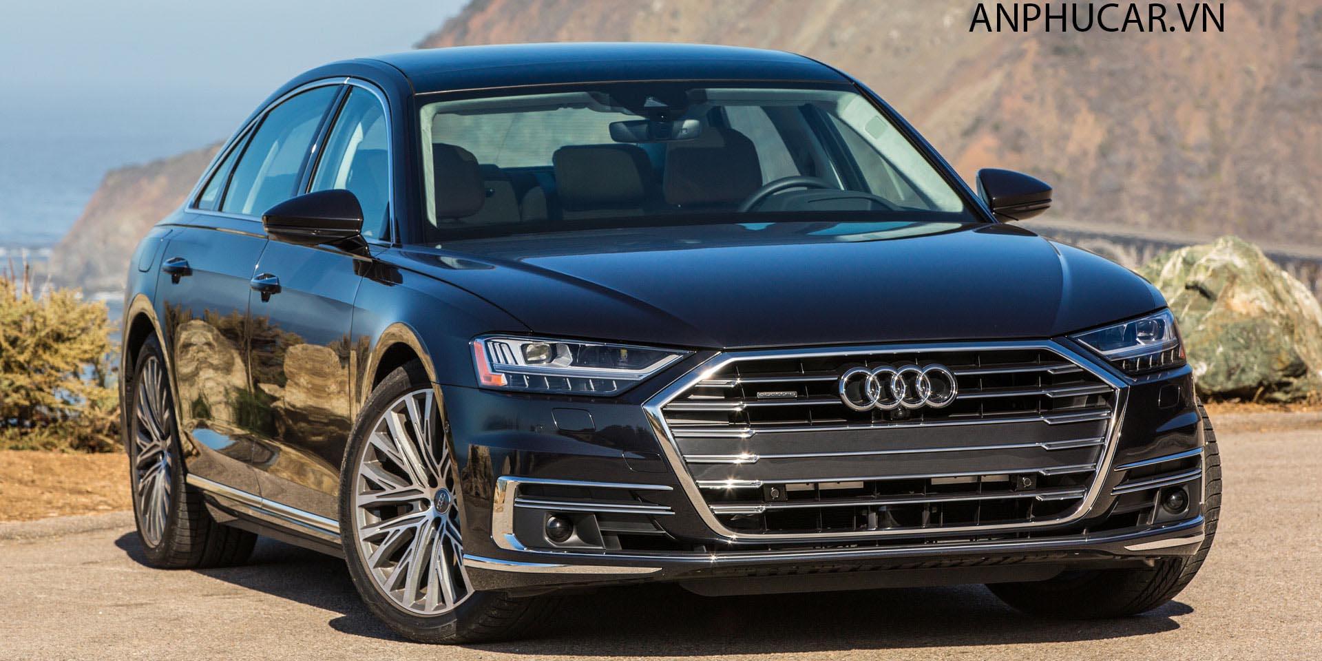 vẻ đẹp bên ngoài Audi S8 2020