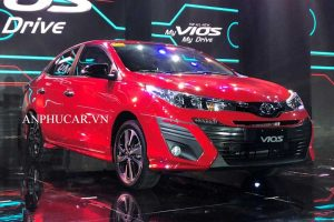 Toyota Vios 2020 giá lăn bánh
