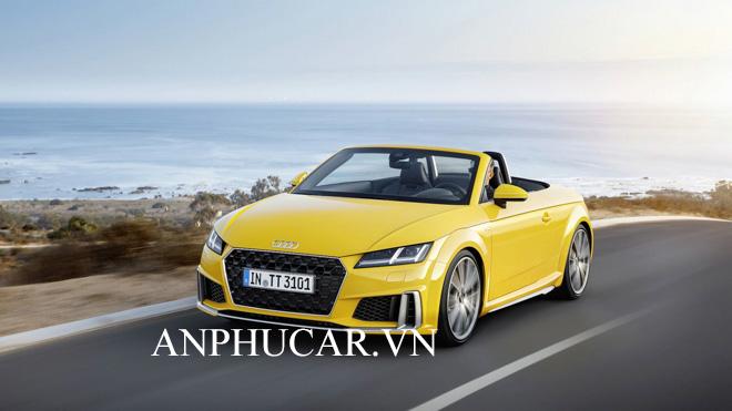 Audi TT 2020 giá