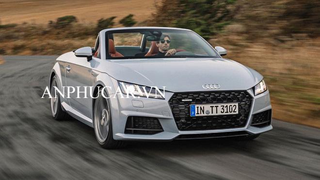 Audi TT 2020 giá lăn bánh