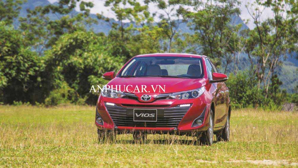 Toyota Vios thế hệ 2020 giá