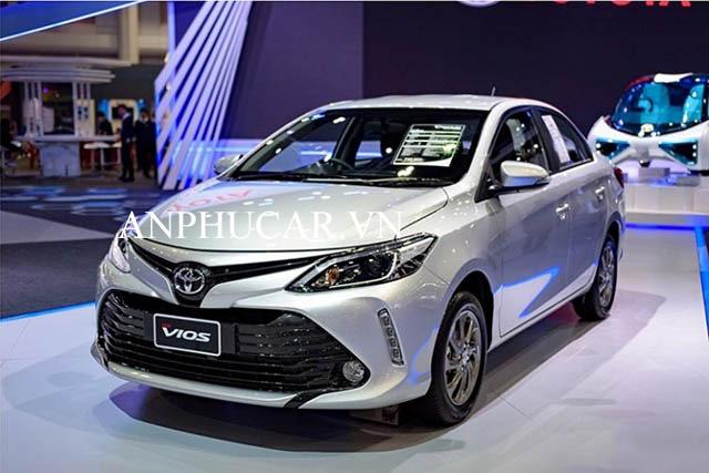 Toyota Vios thế hệ 2020 giá lăn bánh