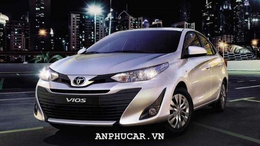 Toyota Vios 2020 gia xe
