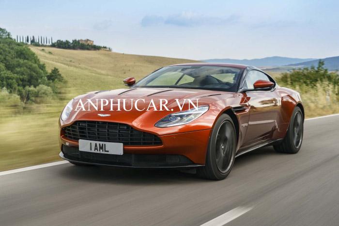 Aston Martin Rapide S 2020 giá