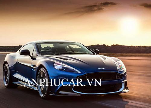 Aston Martin Rapide S 2020 giá lăn bánh