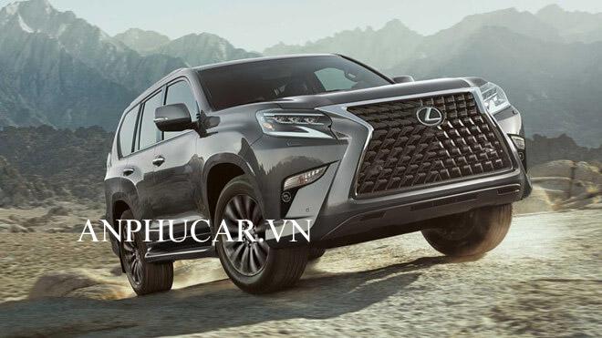 Lexus GX 2020 giá xe