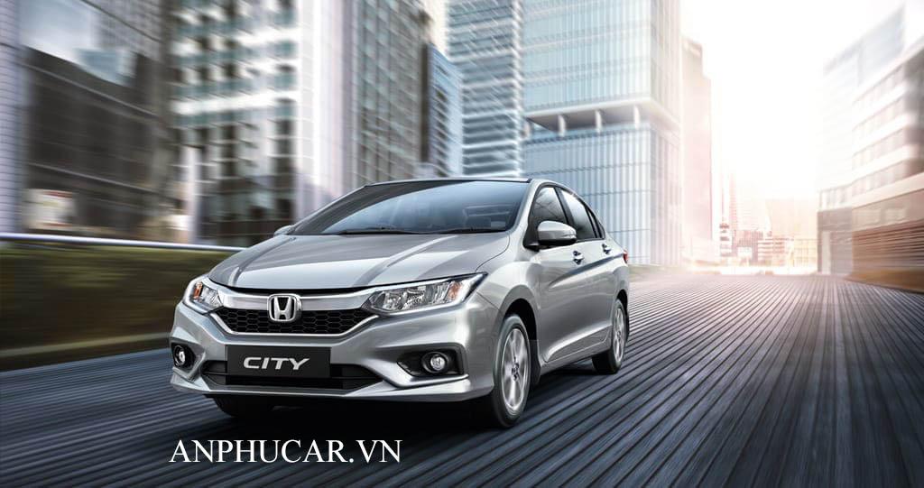 Honda City 2020 giá