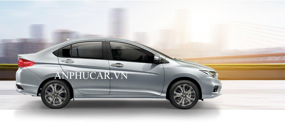 Honda City 2020 giá xe