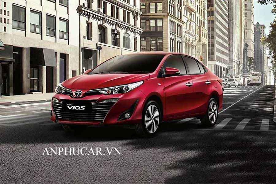 Toyota Vios 2020 giá bán