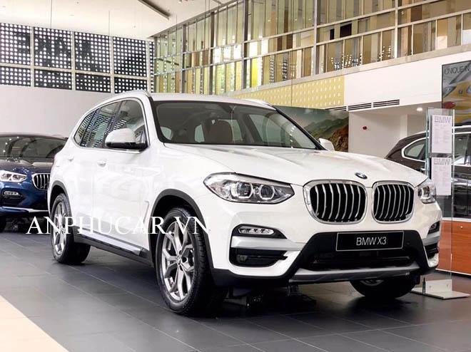 BMW X3 2020 hay Porsche Macan 2020 giá xe