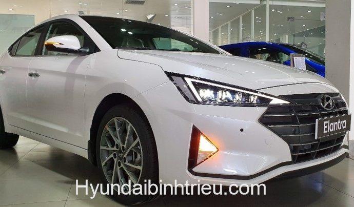 Gia Xe Hyundai Elantra 2020 Tong Quan