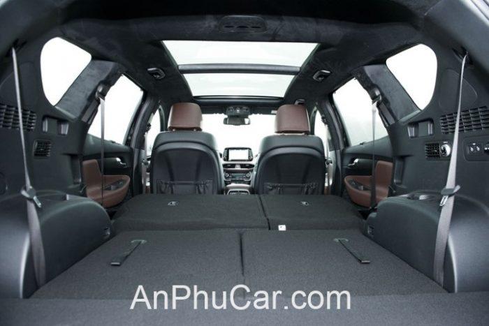 Gia Xe Hyundai Santafe 2020 Cua So Troi