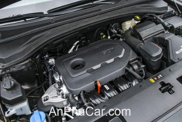 Gia Xe Hyundai Santafe 2020 Dong Co