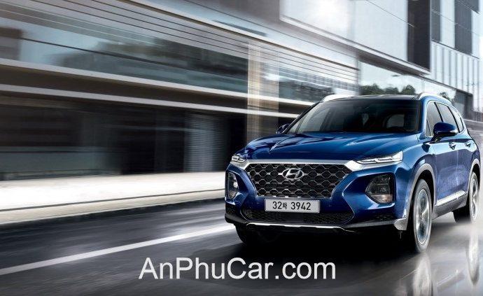 Gia Xe Hyundai Santafe 2020 Tong Quan