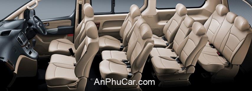 Gia Xe Hyundai Starex 2020 Hang Ghe