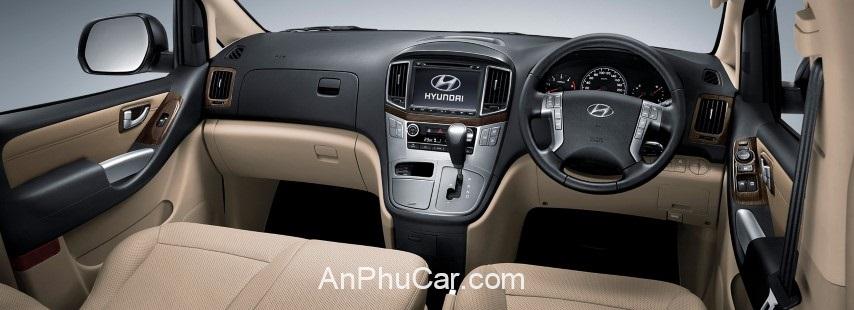 Gia Xe Hyundai Starex 2020 Noi That