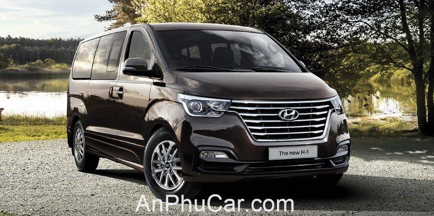 Gia Xe Hyundai Starex 2020 Tong Quan