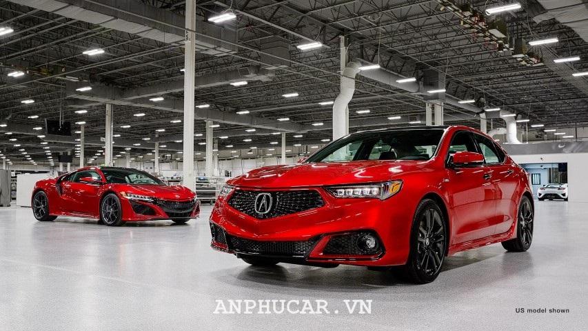 Acura TLX 2020 Ngoai That