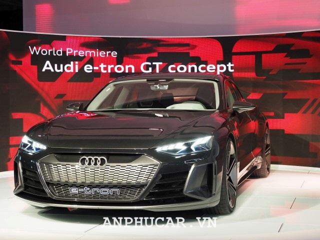Audi E-Tron 2020 Ngoai That