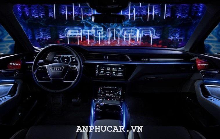 Audi E-Tron 2020 Noi That