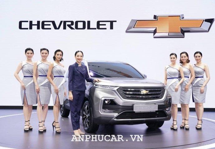 Chevrolet Captiva 2020 Gia Ban