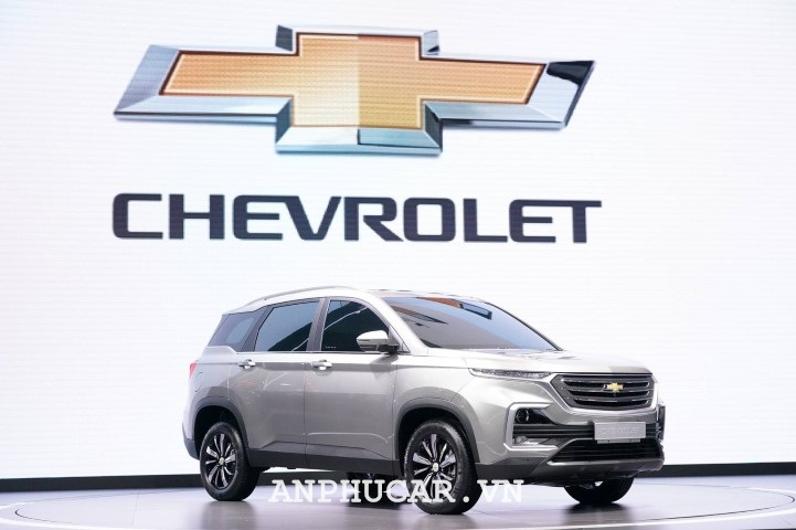 Chevrolet Captiva 2020 Ngoai That