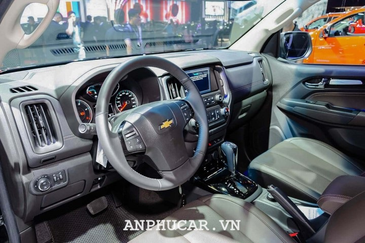 Chevrolet Captiva 2020 Noi That