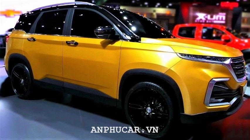 Chevrolet Captiva 2020 Than Xe