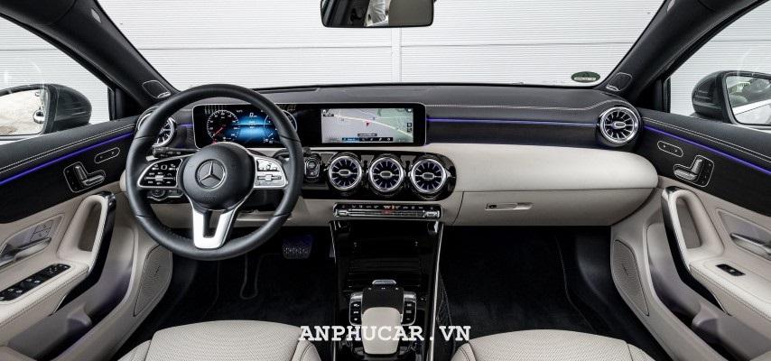 Mercedes - Benz A-Class 2020 Noi That