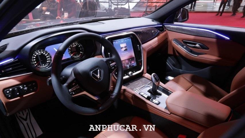 Vinfast Lux SA.0 2020 Noi That