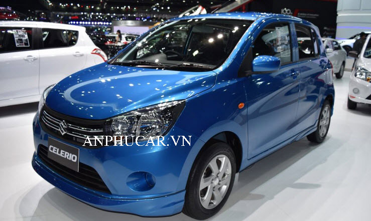 Giá lăn bánh Suzuki Celerio 2020
