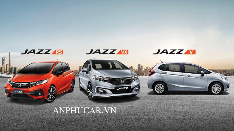 Thiết kế Honda Jazz VX 2020