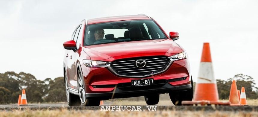 Mazda CX 8 2020 mua xe