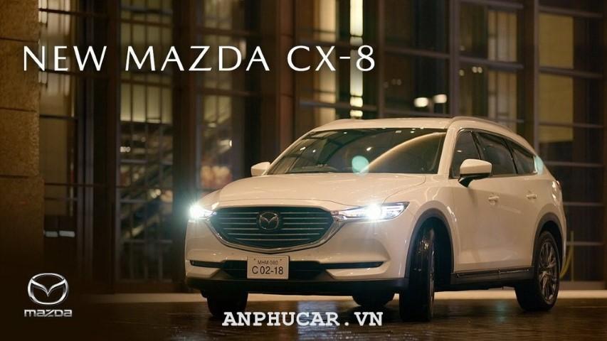Giá lăn bánh Mazda CX 8 2020