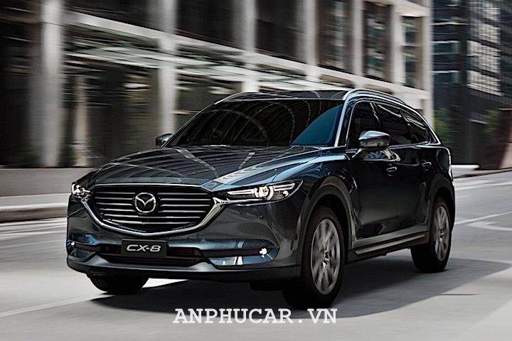 Thiết kế Mazda CX 8 2020