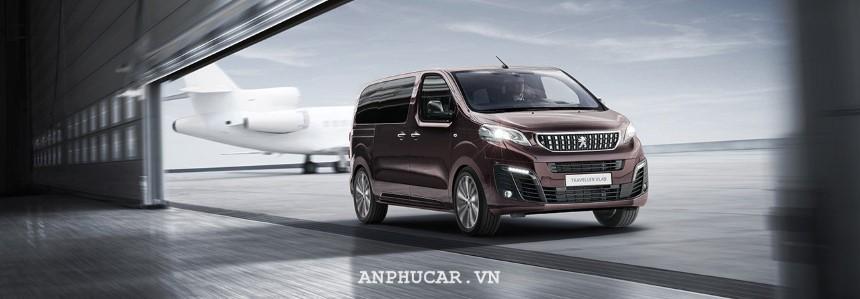 Giá xe Peugeot Traveller 2020