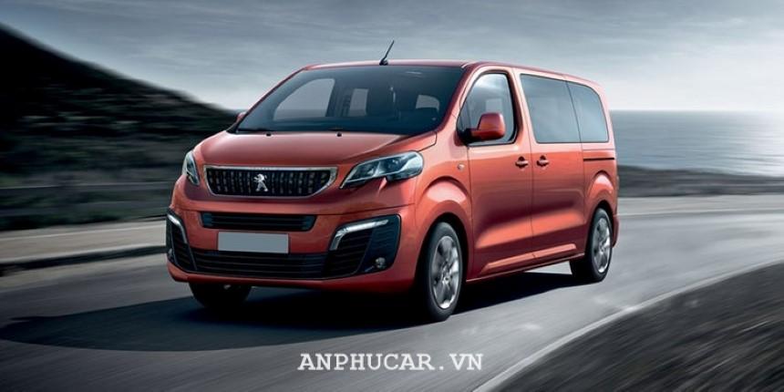 Thiết kế Peugeot Traveller 2020