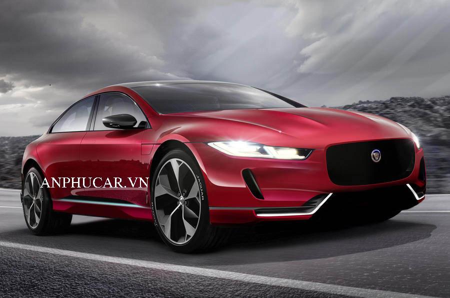 Jaguar XJL 2020 giá bao nhiêu?