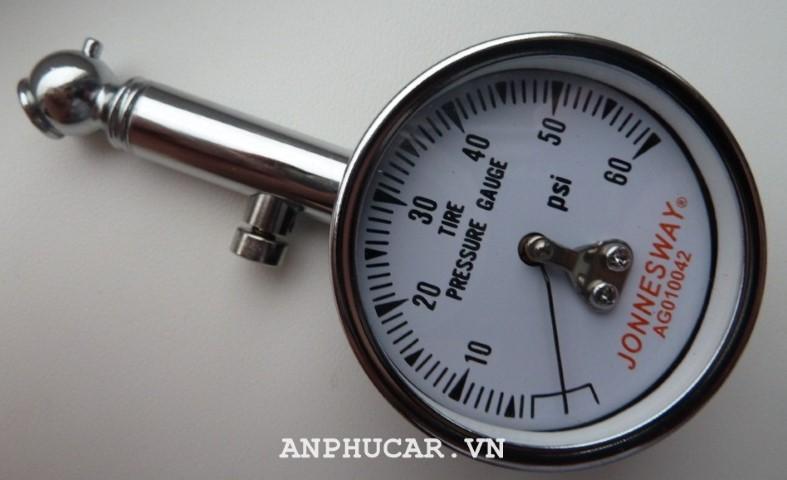 Phụ kiện ô tô thiết bị đo áp suất lốp