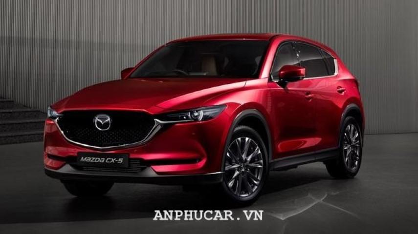 Xe SUV Mazda CX 5 2020