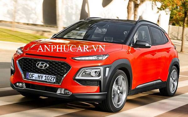 Xe Hyundai Kona 2020 chi tiết