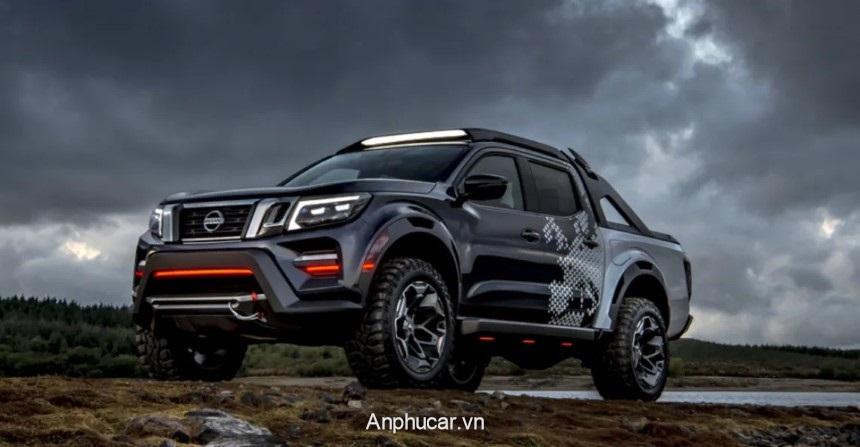 Nissan Navara 2020 Tong Quan