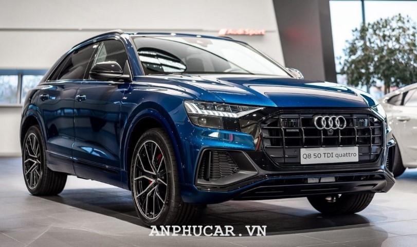 Audi Q8 2020 gia lan banh