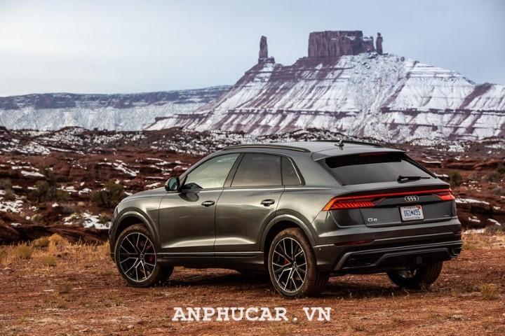 Audi Q8 2020 gia xe bao nhieu