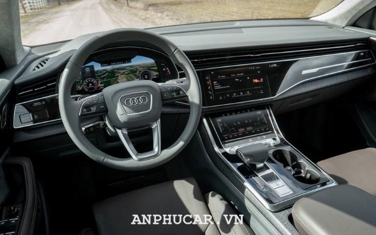 Audi Q8 2020 noi that xe hien dai