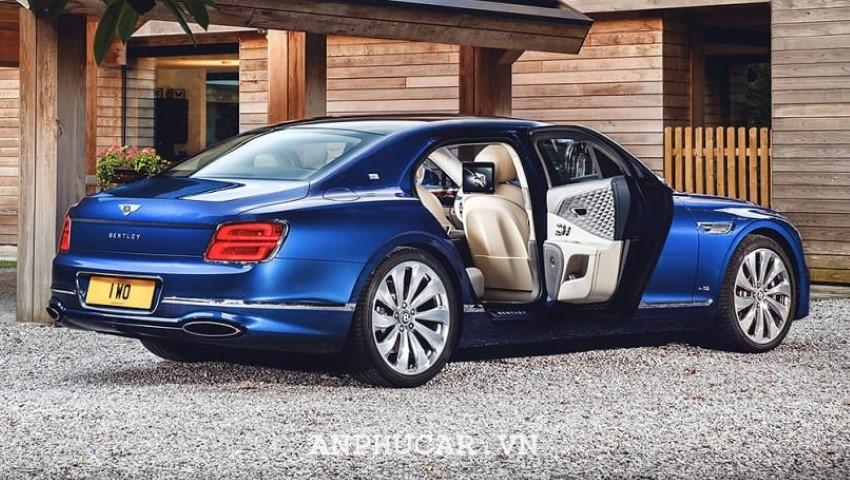 Bentley Flying Spur 2020 danh gia xe