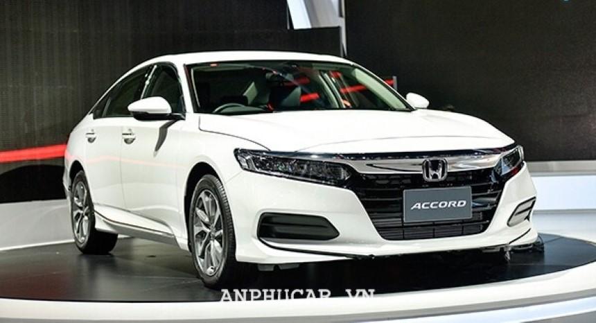 Xe hơi chạy dich vu Honda Accord 2020