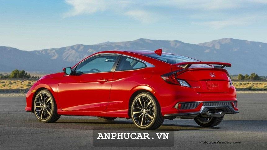 Honda Civic 2020 Theo Thao