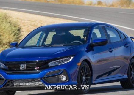 Honda Civic 2020 gia lan banh